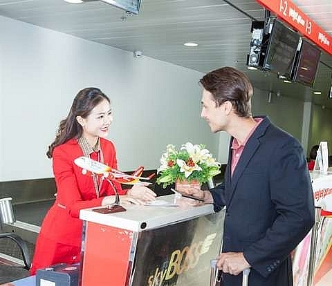 vietjet starts selling tickets for phu quoc hong kong route