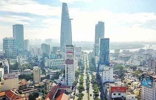 hcm citys residents to benefit from smart city project