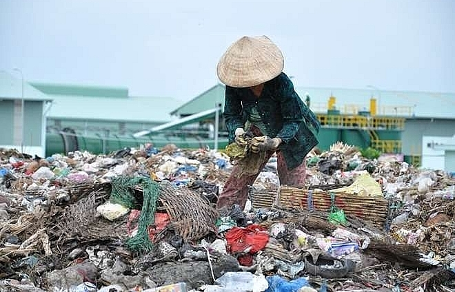 Ca Mau's sole waste treatment plant reopens after maintenance