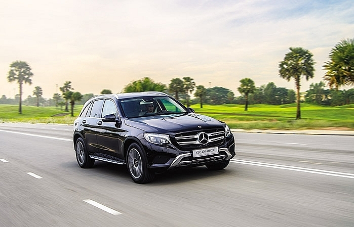 Local drivers opt for Mercedes-Benz GLC