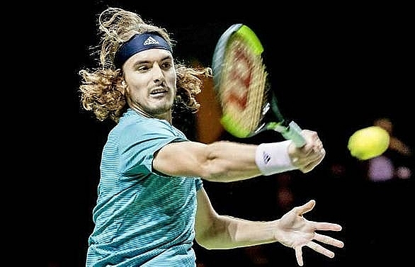 Tsitsipas 'loses to himself' in Rotterdam exit