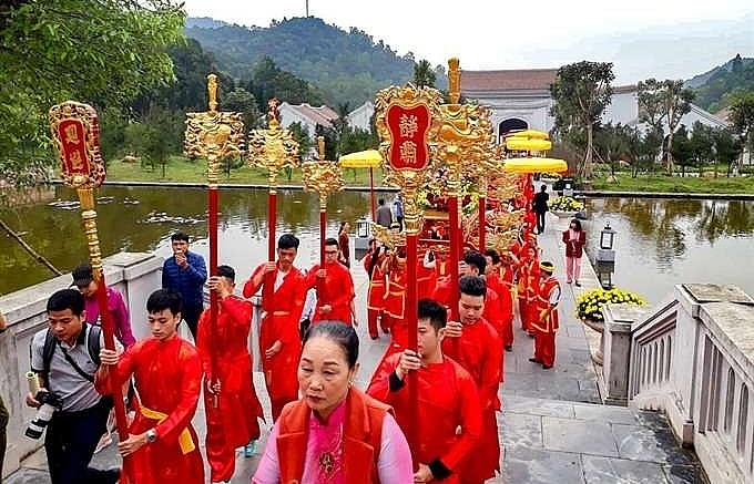 spring festival season well underway in vietnam