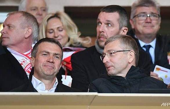 Monaco name Russian Petrov as new CEO