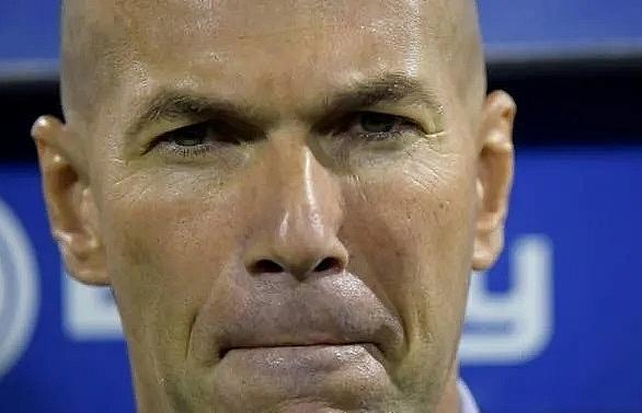 Zidane not considering Bale exit on transfer deadline day