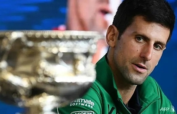 'I came from nothing' - Djokovic says tough childhood made him a fighter