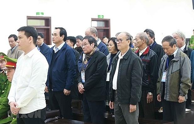 Da Nang's former officials file appeals in land-related case