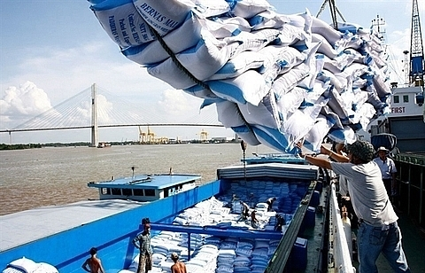 Viet Nam sees rice export growth in January