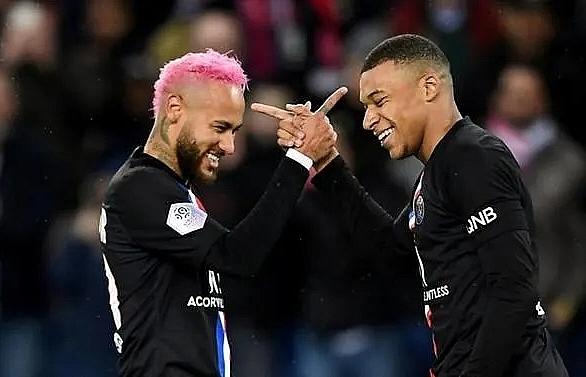 Could Neymar, Mbappe antics derail PSG as season enters crunch time?