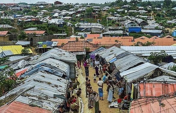 14 Rohingya die, dozens unaccounted for as boat sinks off Bangladesh