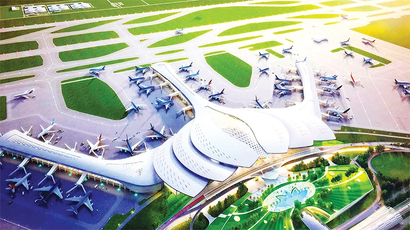 airport funding plans on the way