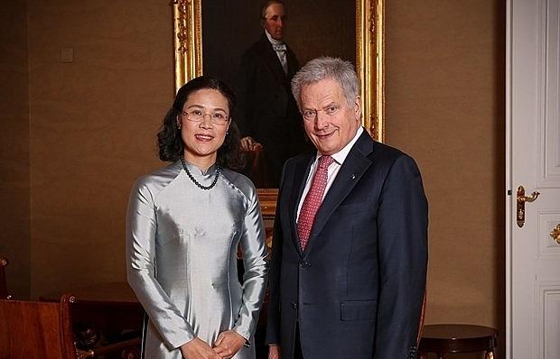 Vietnam treasures ties with Finland