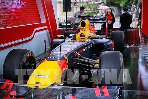 hanoi nears finish line for f1 race preparations