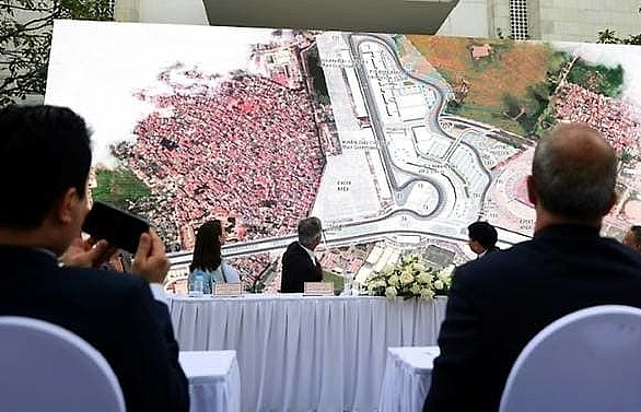 Vietnam F1 Grand Prix gets go-ahead despite COVID-19 fears