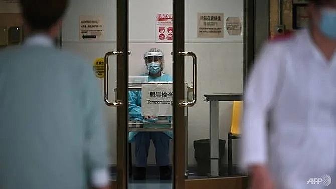 hong kong reports second covid 19 death