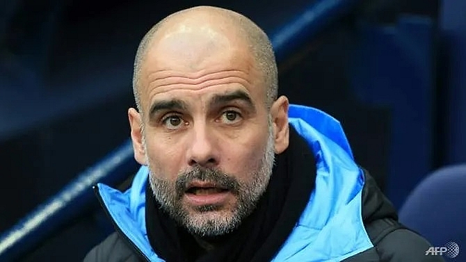 guardiola says he will 100 per cent stay at man city despite euro ban