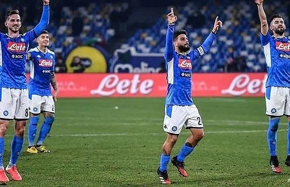 Napoli warm-up for Barcelona with Brescia comeback win