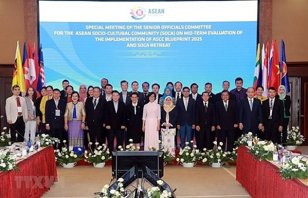 vietnam chairs som for asean socio cultural community