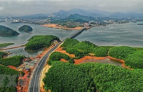 Quang Ninh: 108 million USD for infrastructure development in Ha Long city
