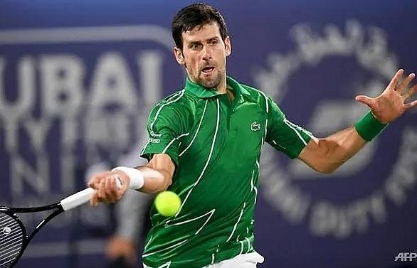 Djokovic, Tsitsipas power into Dubai quarter-finals