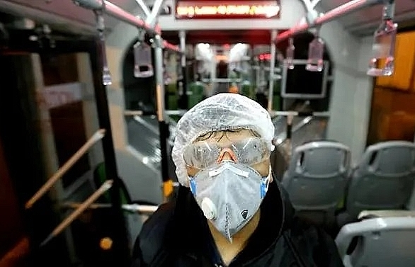 Iran reports 8 new coronavirus deaths, 34 in total