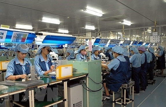 Foreign companies boost investment in Vietnam