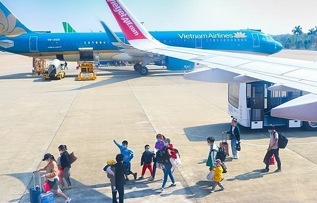 January foreign tourist arrivals up 9 pct. month-on-month