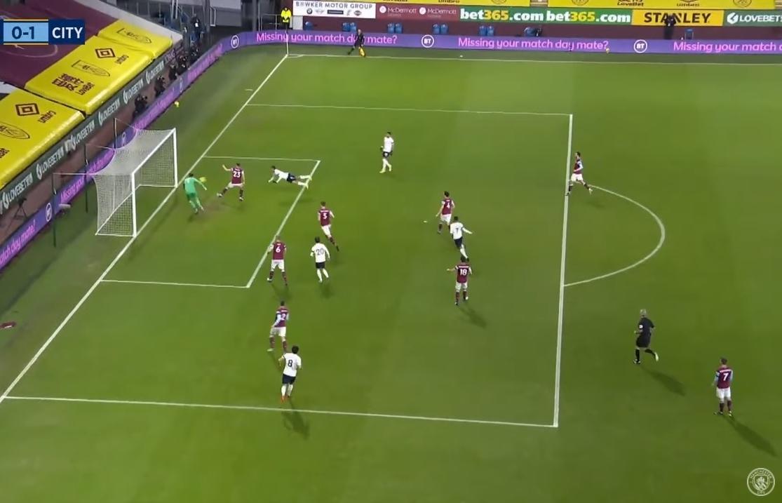 Dias makes case for Man City defence as Liverpool struggle