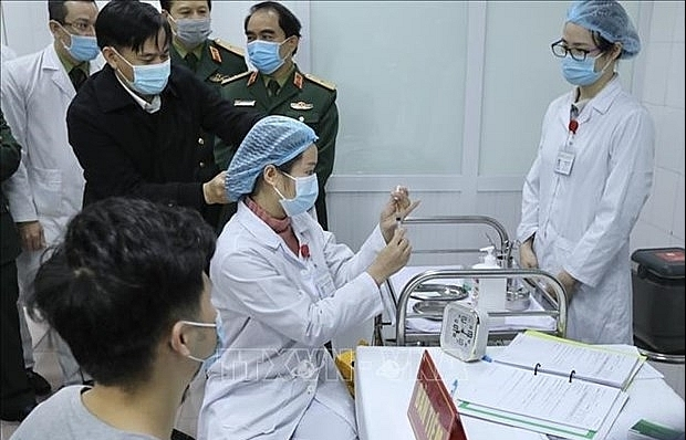 Vietnam completes first phase of Nano Covax human trials