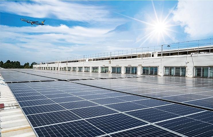 Renewable efficiency for Vietnamese cities