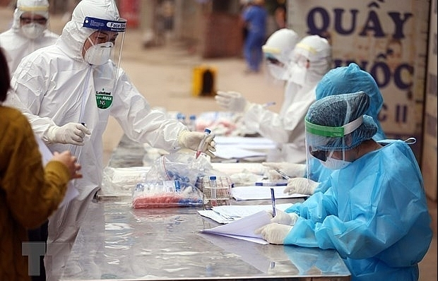 Vietnam records two more COVID-19 cases on February 12 afternoon