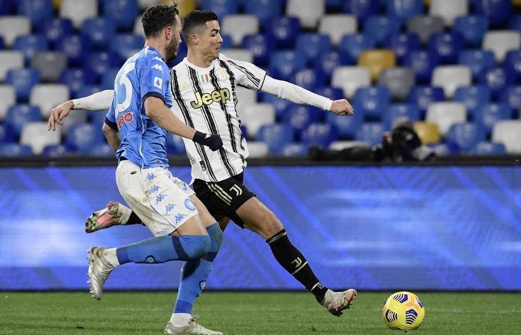 Ronaldo returns to Portugal as Juve battle to keep among Europe's elite