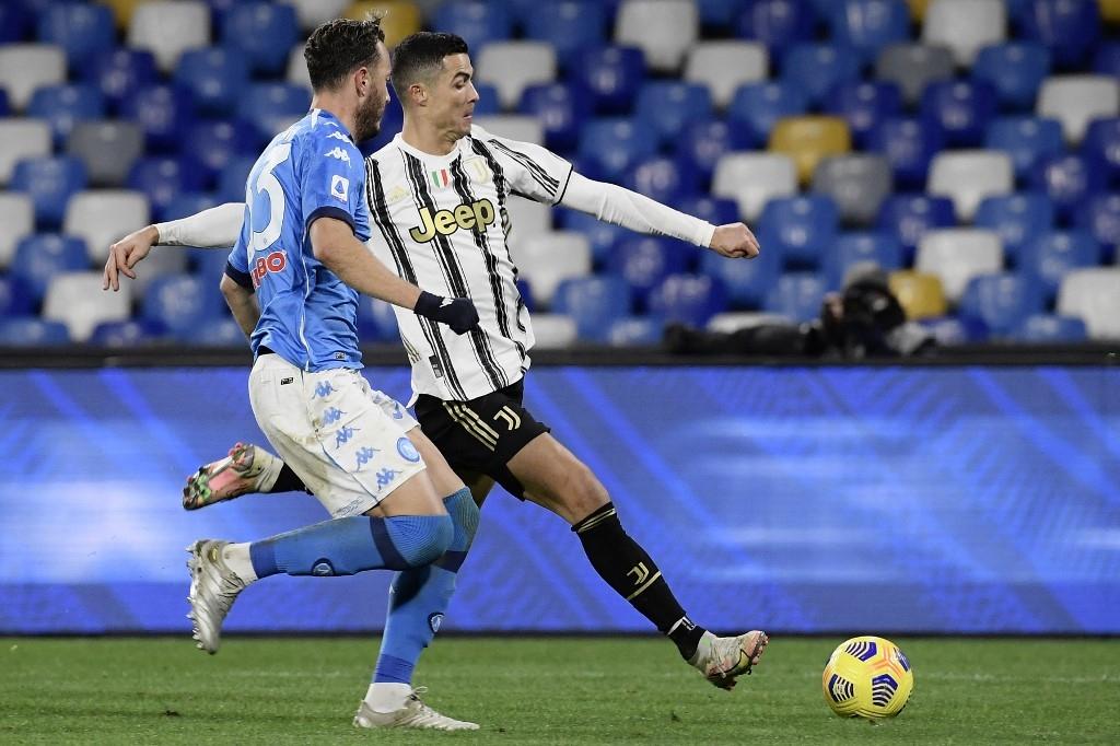ronaldo returns to portugal as juve battle to keep among europes elite