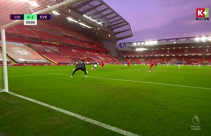 Everton savour first win at Liverpool since 1999, Chelsea held