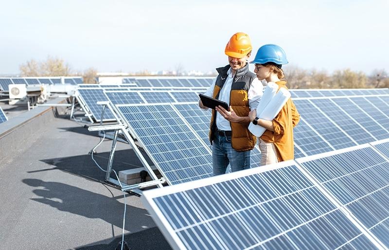 Shake-up for solar power investment