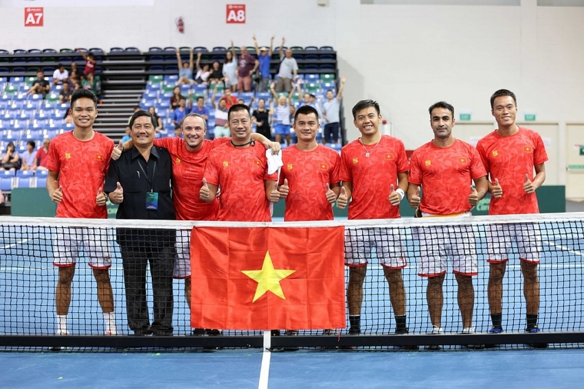 vietnam to host davis cup group iii events in asiaoceania