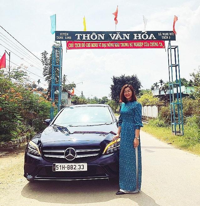 winning a mercedes car the story of a resilient village girl