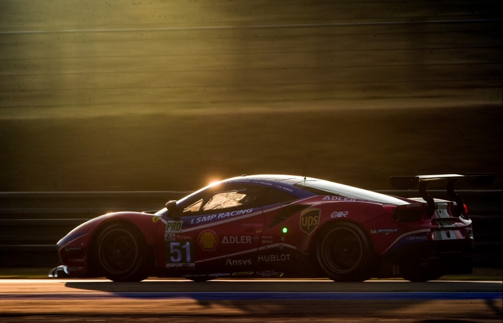 ferrari to make le mans return in 2023 with hypercar