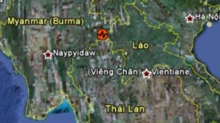 At least 11 dead after powerful earthquake rocks Myanmar