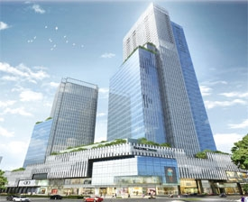 Takashimaya moves to hold hands with Singaporean developers