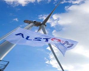 Alstom inaugurates the world's largest offshore wind turbine