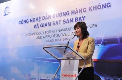 Honeywell helps Vietnam's civil aviation grow
