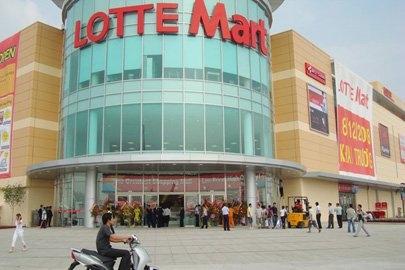 Lotte Mart develops shopping center in Binh Thuan