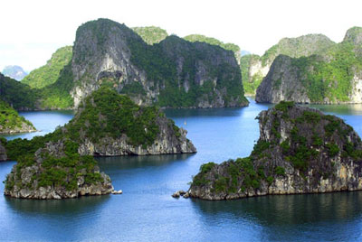 Geological heritage tourism in Vietnam
