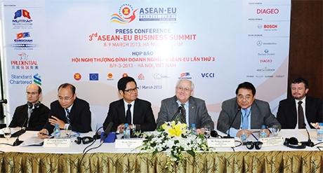 Summit boosts EU, ASEAN ties