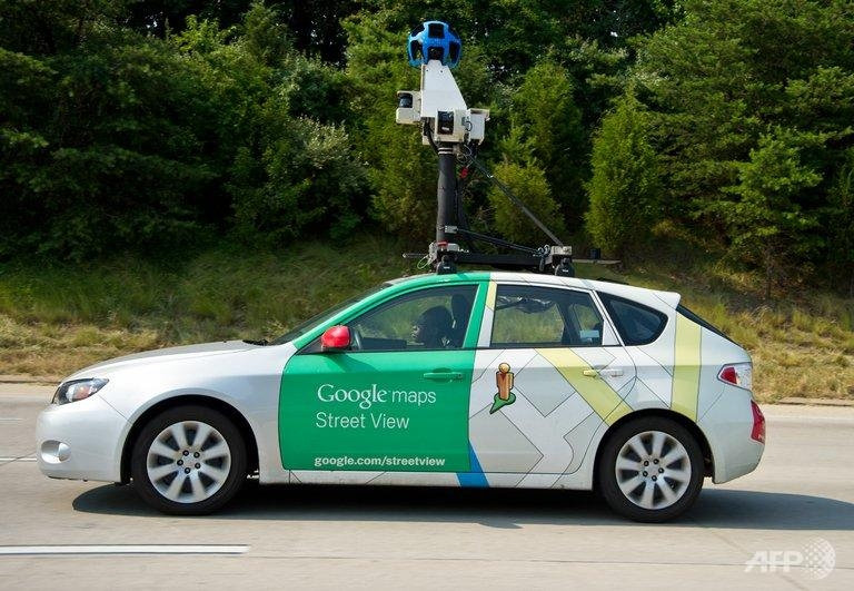 Google fined for Street View data collection