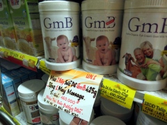 GmB milk taken off shelves over origin scandal