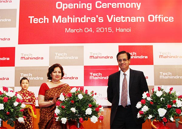 Tech Mahindra Hopes To Be Part Of Vietnam S It Transformation Corporate News Latest Business