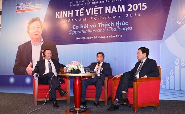 mpi leader reaffirms facilitating businesses