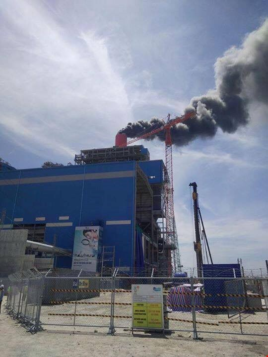 doosan takes responsibility for fire at vinh tan 4 thermal power plant
