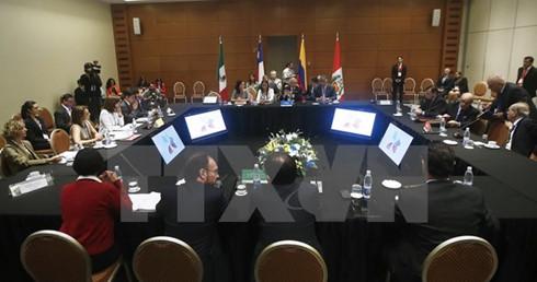 tpp member states commit to regional economic, trade integration hinh 0